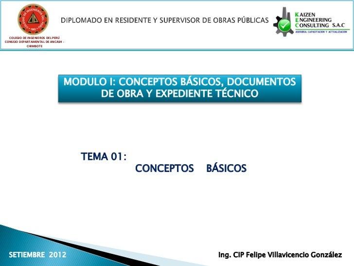 COLEGIO DE INGENIEROS DEL PERÚCONSEJO DEPARTAMENTAL DE ANCASH -            CHIMBOTE                                MODULO ...