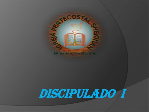 Discipulado i