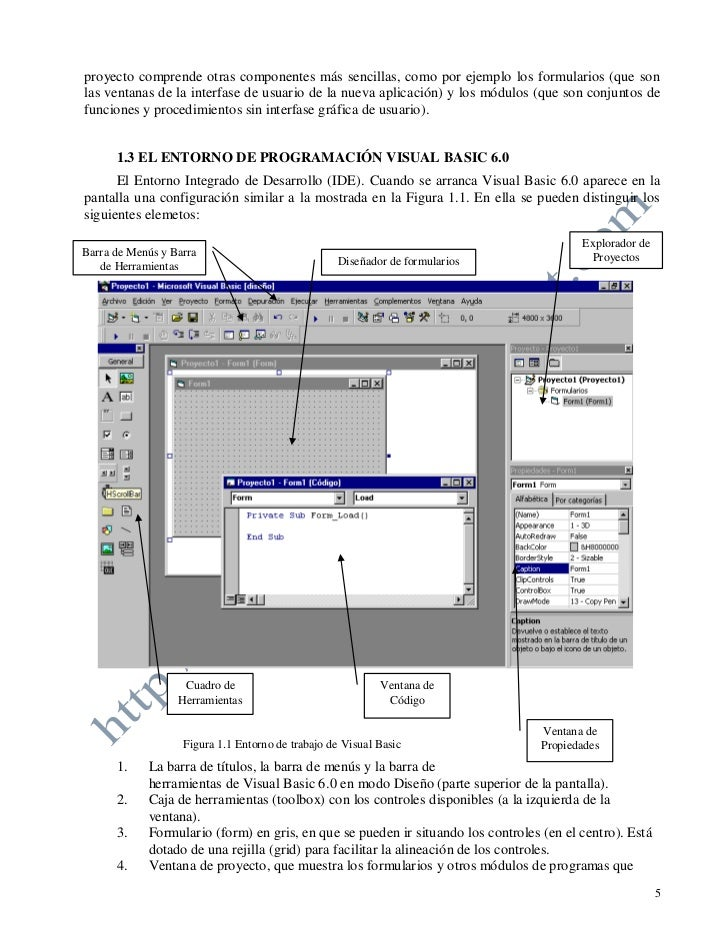 modulo iii visual basic 6