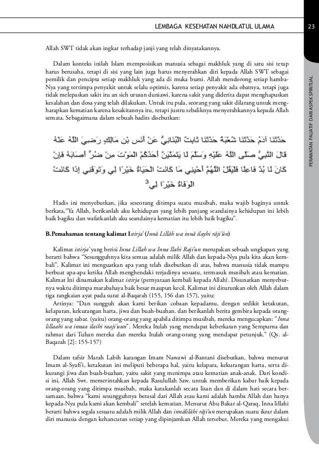 LEMBAGA KESEHATAN NAHDLATUL ULAMA                         23                                                              ...