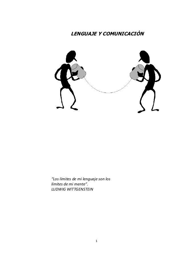 Modulo Lenguaje Y Comunicacion