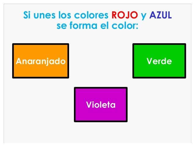 Modulo los colores for Como se combina el color violeta