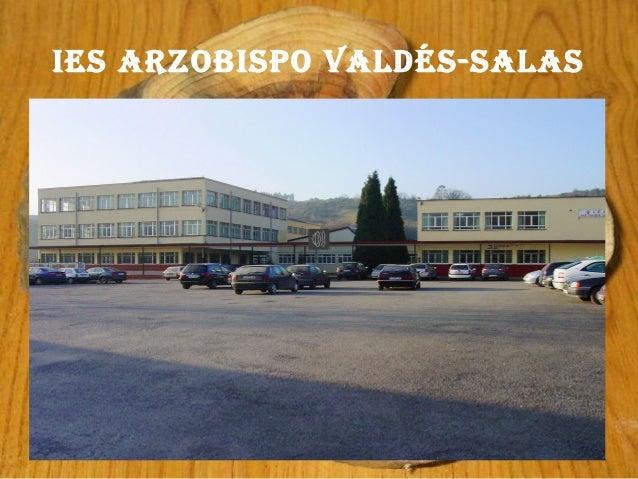 IES ARZOBISPO VALDÉS-SALAS