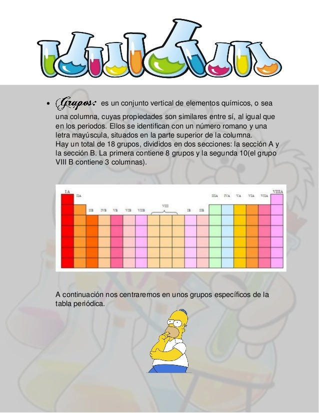 Modulo quimica pdf 16 grupo nmero 4 de la tabla peridica urtaz Image collections