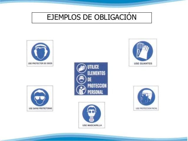 EJEMPLOS DE OBLIGACIÓN