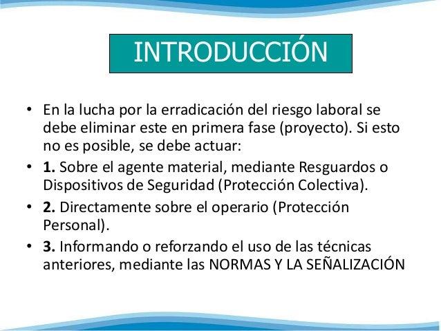 Modulo señales de seguridad industrial Slide 3