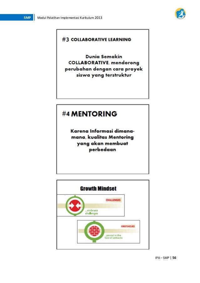 Modul Pelatihan Implementasi Kurikulum 2013