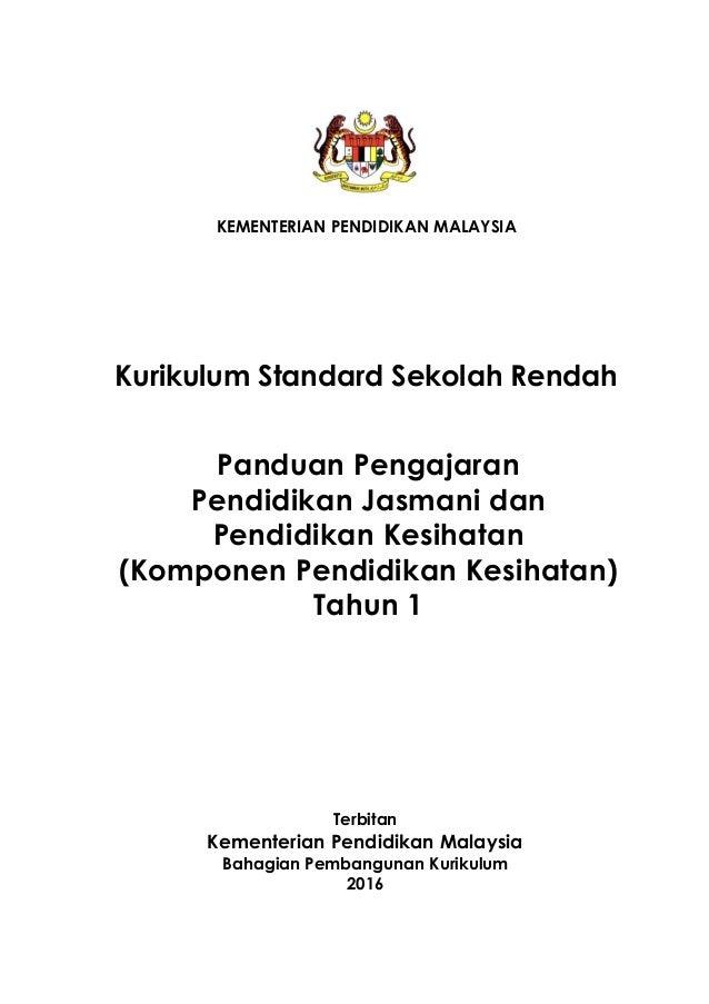 Modul pengajaran pk tahun 1 Slide 3