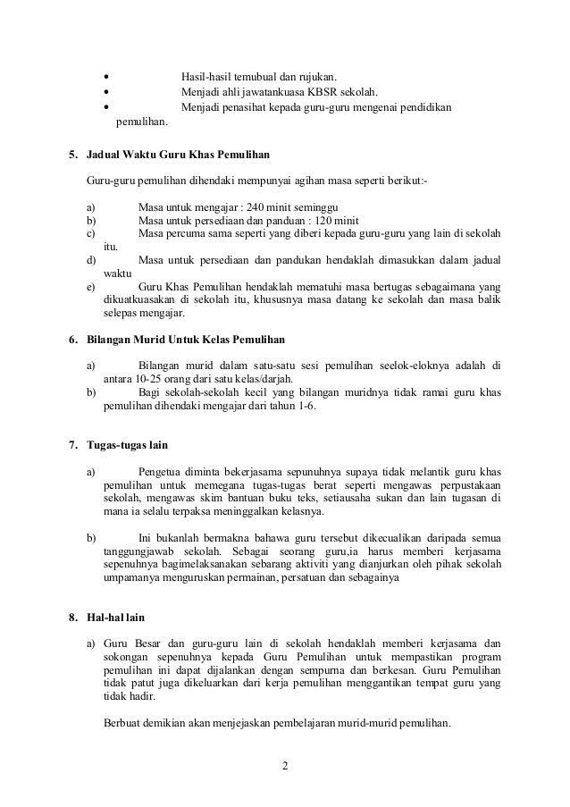 • Hasil-hasil temubual dan rujukan. • Menjadi ahli jawatankuasa KBSR sekolah. • Menjadi penasihat kepada guru-guru mengena...