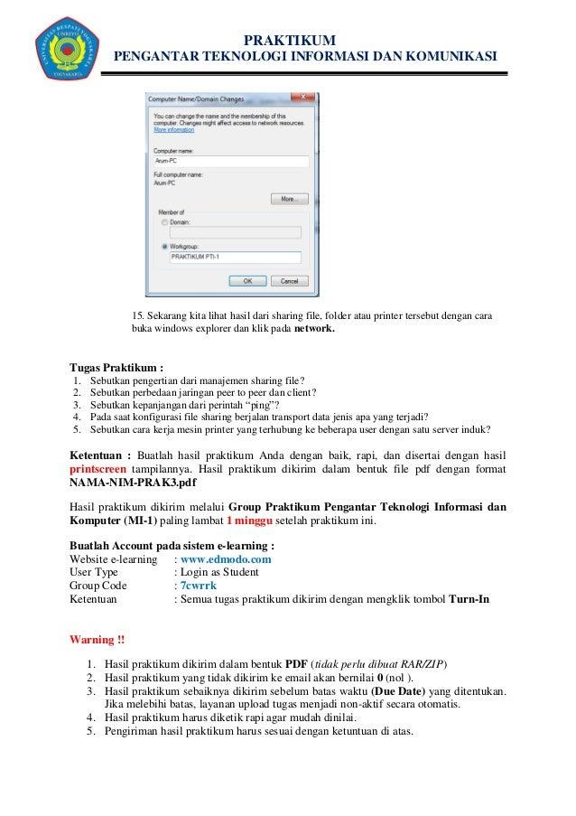 Pengantar Teknologi Informasi Pdf