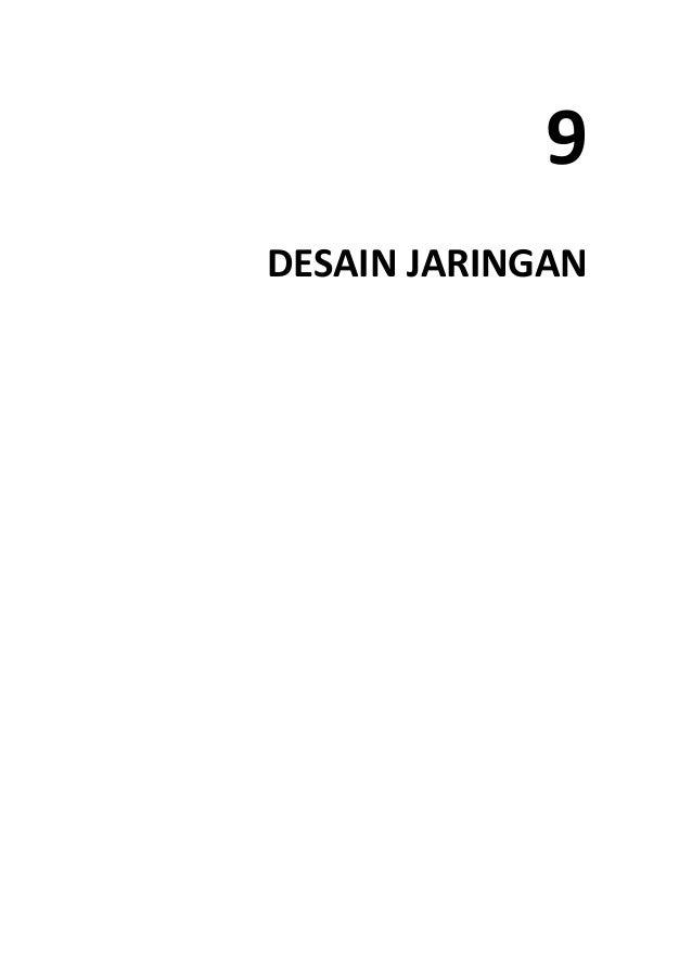 9 DESAIN JARINGAN