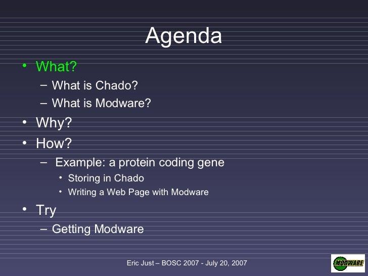 Modware Slide 2