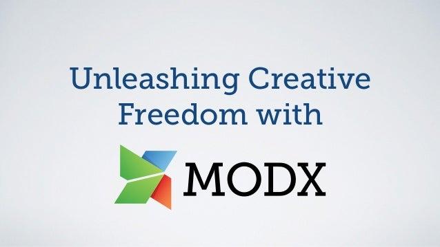 Unleashing Creative Freedom with