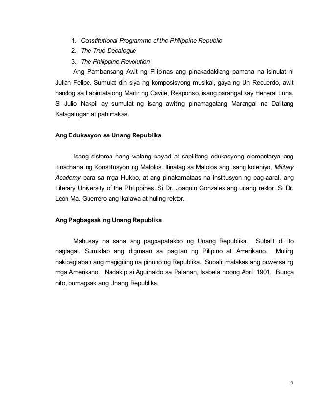 Pamahalaang itinatag ni aguinaldo pagkagaling niya ng hong kong