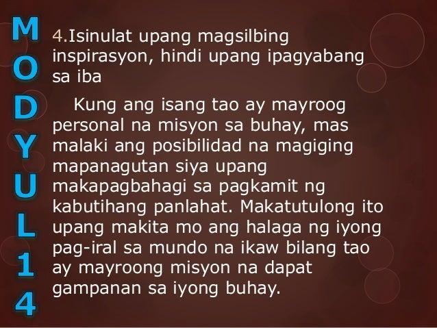 Anuman ito ay dapat mong pagnilayan at ihanda ang iyong sarili kung paano mo ito sisimulan at gagawin. Mula dito, kailanga...