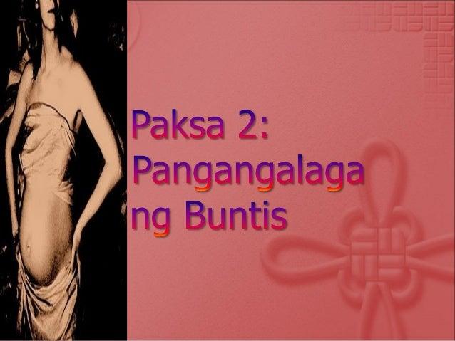  Ang palatandaan na ito ay tumutukoy sa mga sinasabing sintomas na nararansan ng isang babae. Ang pagbabagong ito ay sina...