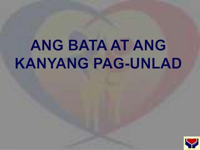 yugto sa paglaki ng bata Hindi naging maayos ang pagpapalaki ng mga magulang ni ryan sa kanya noong siya'y bata pa ito ay nagresulta sa pagsama sa maling mga kaibigan at pagsubok ng.
