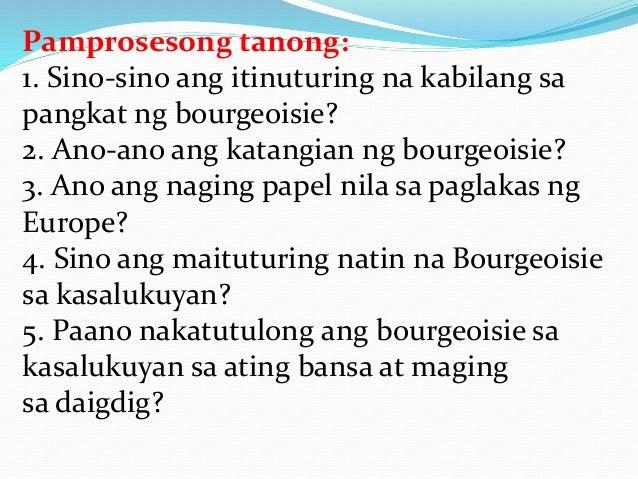 Modyul 3 AG-USBONG NG MAKABAGONG DAIGDIG:TRANSPORMASYON TUNGO SA PAGBUO NG PANDAIGDIGANG KAMALAYAN