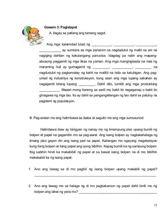 Paano Makakamit Ang Wastong Nu In English With Examples