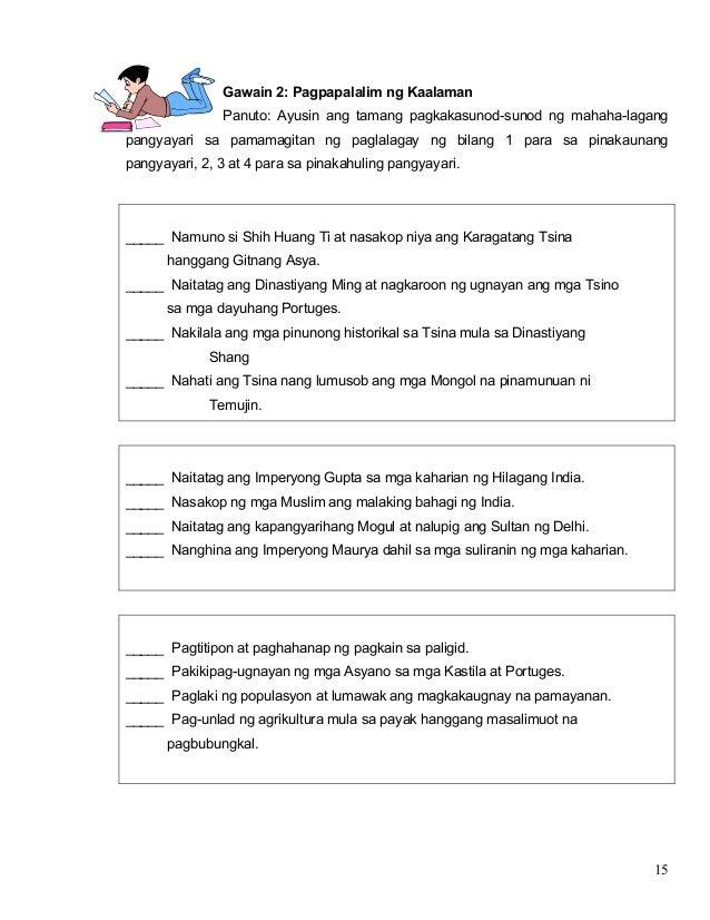 kaugalian at edukasyong pagpapahalaga Edukasyon sa pagpapakatao – ikawalong baitang modyul para sa mag-aaral  unang edisyon, 2013 isbn: 978-971-9990-80-2 paunawa hinggil sa.