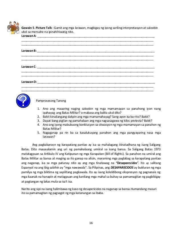 batas militar essay