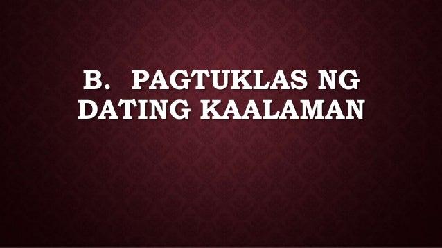 Ano Ang tawag sa dating kaalaman ng mambabasa Hva dating apps arbeid