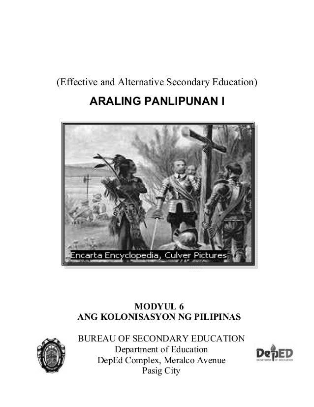 TCC Araling Panlipunan Teaching demo ed tech 2