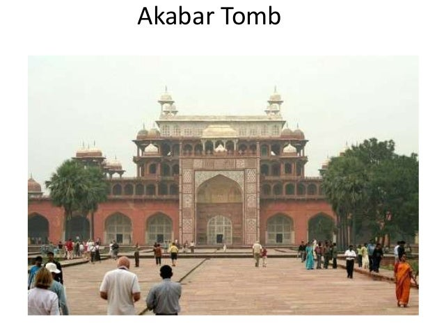 Akabar Tomb