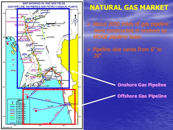 Enterprise Natural Gas Pipeline