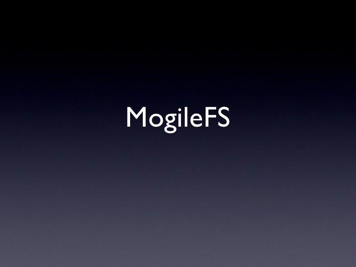 MogileFS