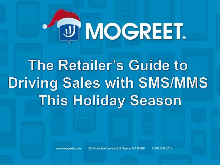SMS/MMS Activates Consumers!Every year the team at Mogreet sees a wide range of programsdesigned to entice consumers to jo...