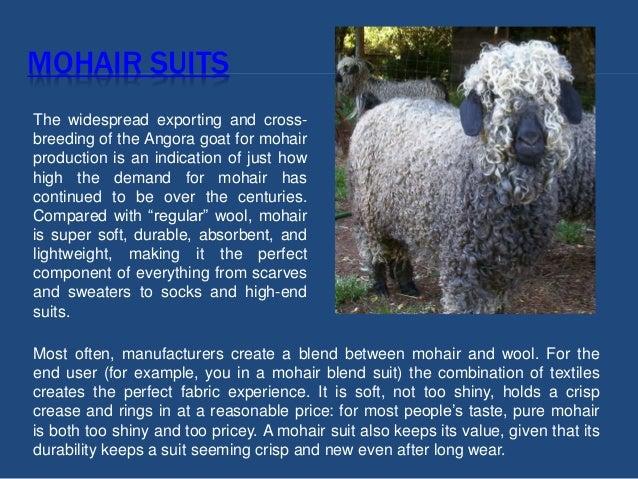 Mohair suits Slide 3