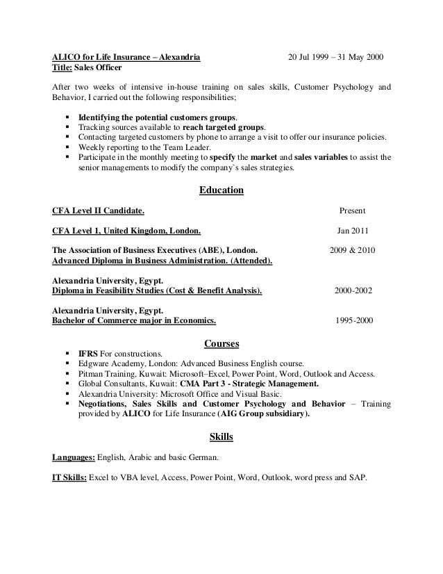 cfa title in resume 28 images 100 technician engineer