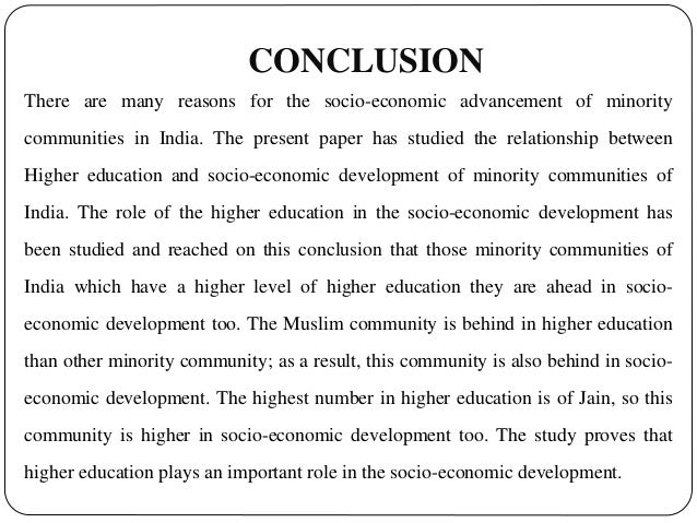 education and socio economic development Then, socio-economic models can be defined as original systems of institutions  and  training and education, social protection systems, agriculture and.