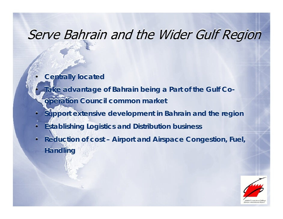 Bahrain - Strategic Cargo Partner