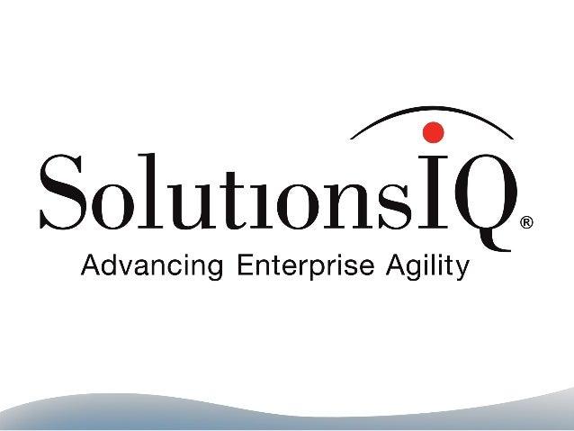 Lean for Leadership C N Mohan Practice Head – Lean & Kanban, SolutionsIQ India