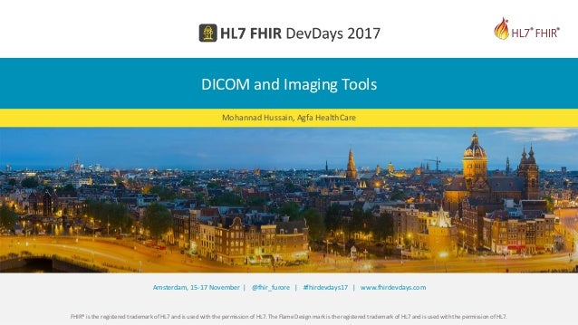 Mohannad hussain dicom and imaging tools