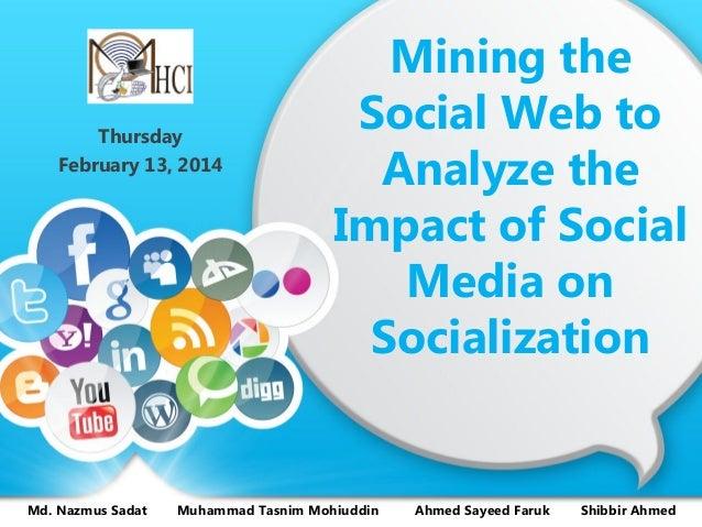 impact of media in socialization