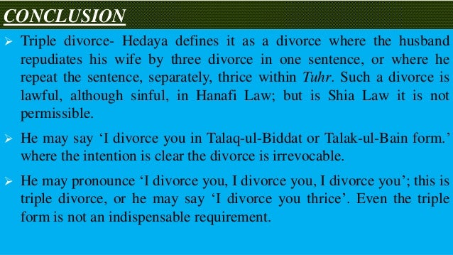 Divorce essay conclusion