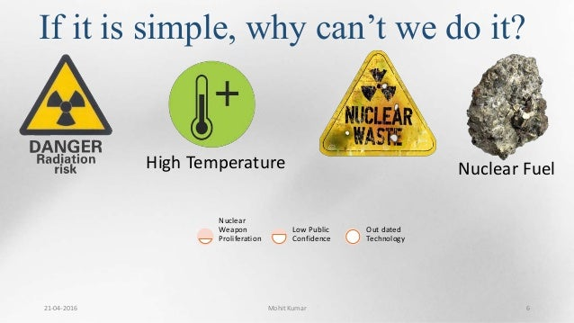 How nuclear power works?