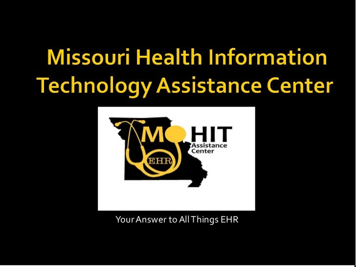Your Answer to All Things EHR