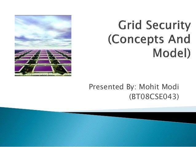 Presented By: Mohit Modi           (BT08CSE043)
