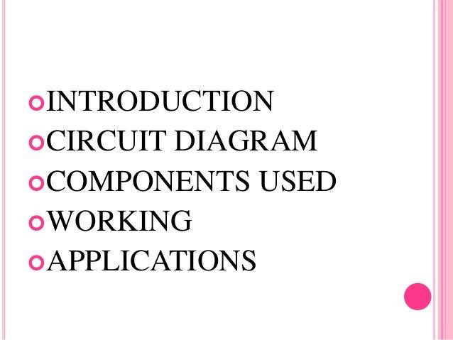 Moisture Sensor Circuit Diagram | Moisture Sensor