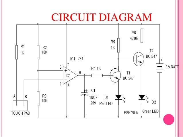 moisture sensor rh slideshare net Water Alarm Circuits soil moisture sensor circuit diagram