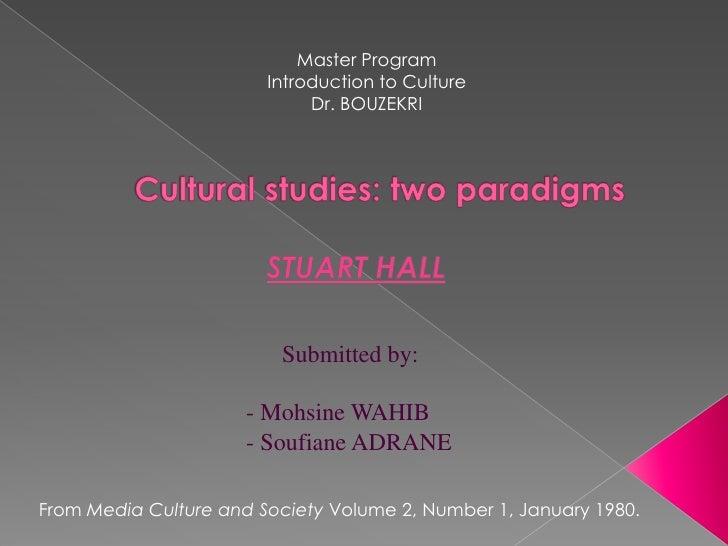 Mohsine And Soufianes Presentation