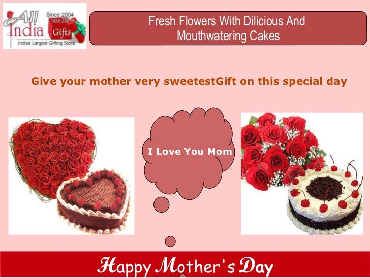 Mothers Day Gifts To India,Buy Mother's Day Gifts,Online Mother Day Gift India - Allindiagifts.com Slide 2