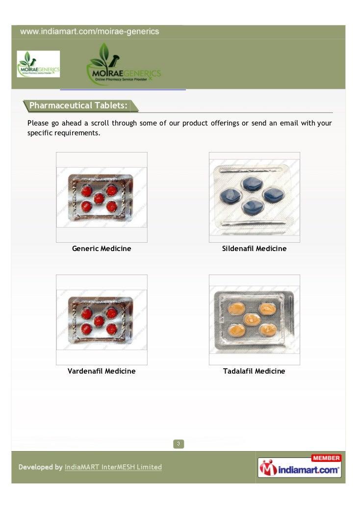 Moirae Generics Pvt Ltd, Mumbai, Pharmaceutical Product Slide 3