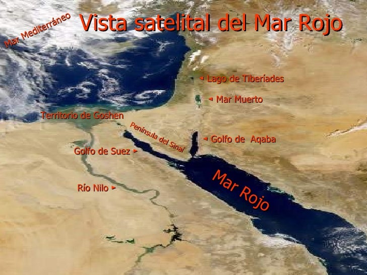 Moises Y El Cruce Del Mar Rojo