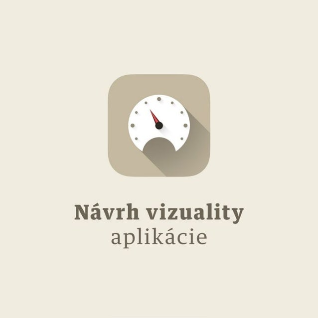 http://dribbble.com/shots/1211957-iOS-UI-Transition ...a na tomto linku si môžete pozrieť, ako sa dá ap- likácia ešte viac...