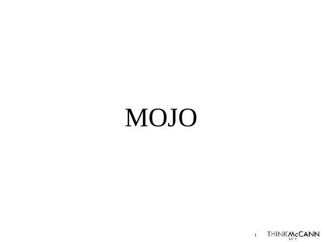 MOJO       1